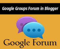 googlegroupsforum