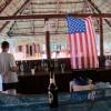 Toucan Tilly's bar at Osa Mountain Village Resort